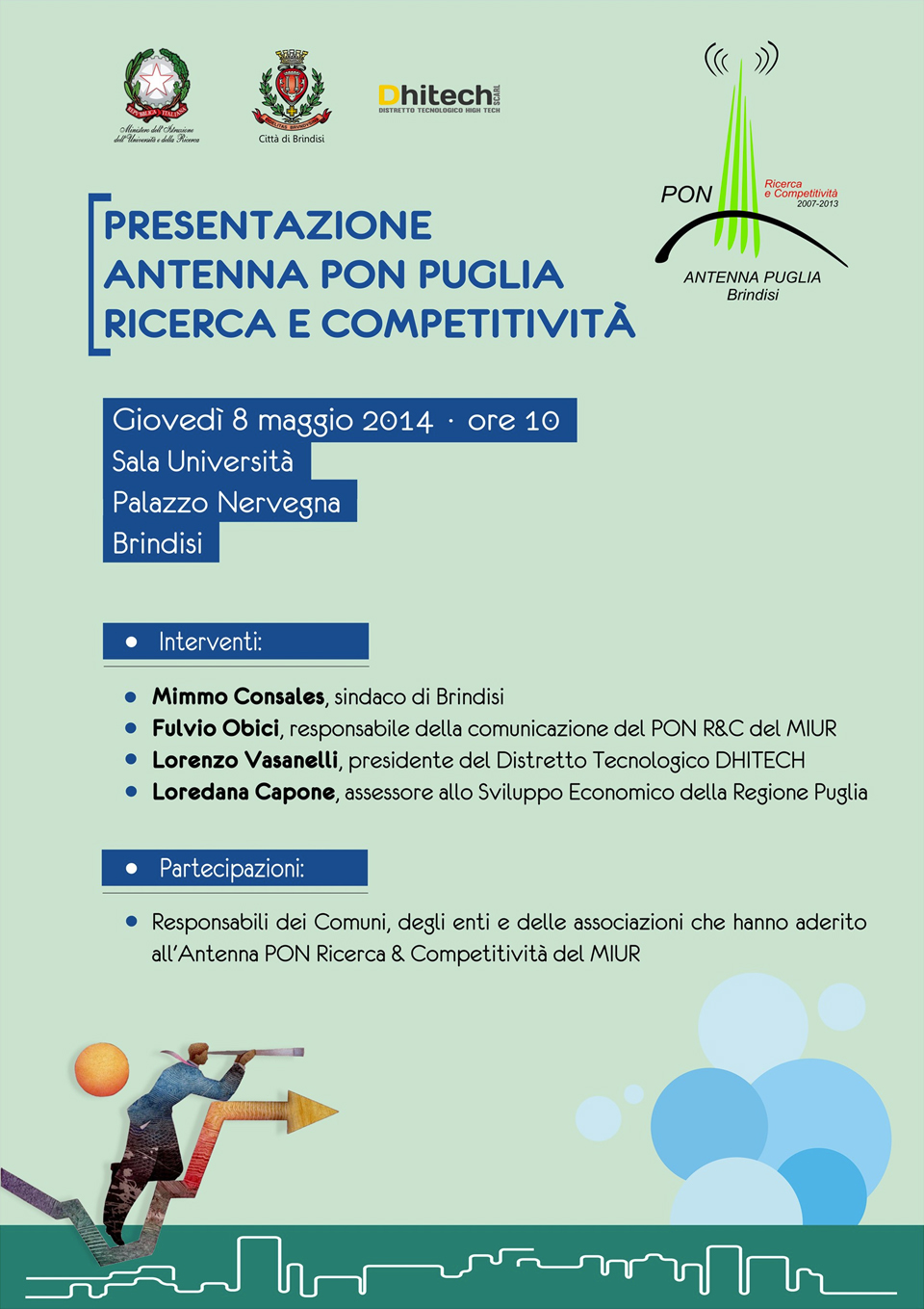 Presentazione Antenna PON Puglia