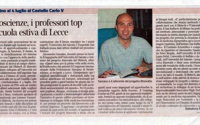 corriere del mezzogiorno 1-07-2014
