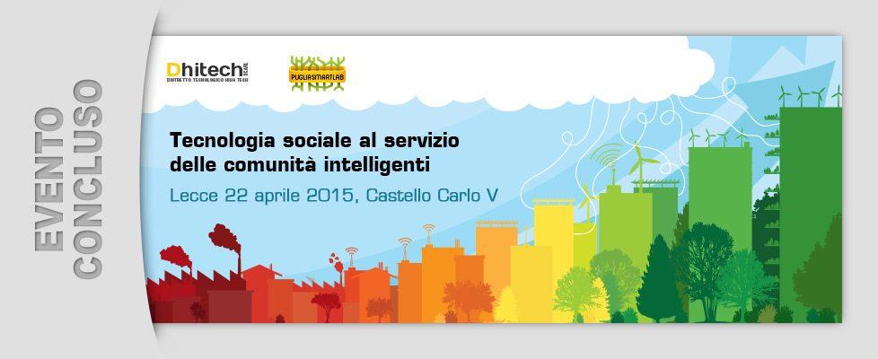 Tecnologia sociale al servizio delle comunità intelligenti