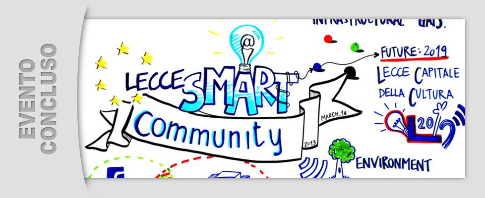 Lecce Smart Community (14/03/2013)