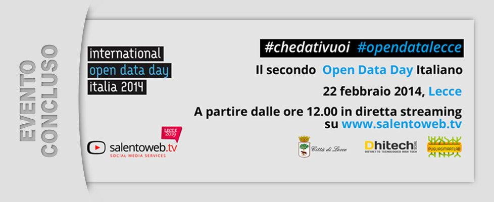 Open Data Day (22/02/2014)