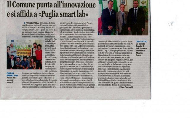 Gazzetta del Mezzogiorno 19-11-14