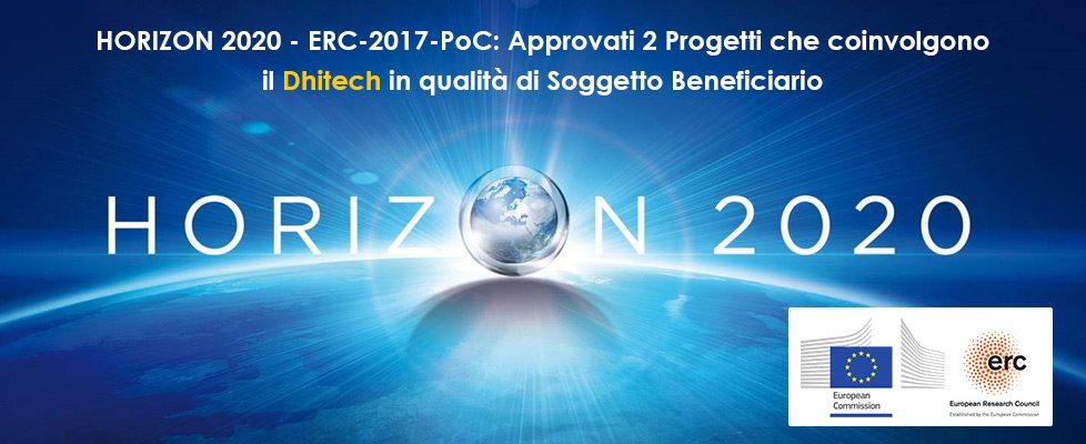 HORIZON2020-ERC-2017-PoC-Dhitech-news-2017